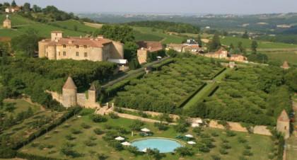 Chateau de Bagnols 2